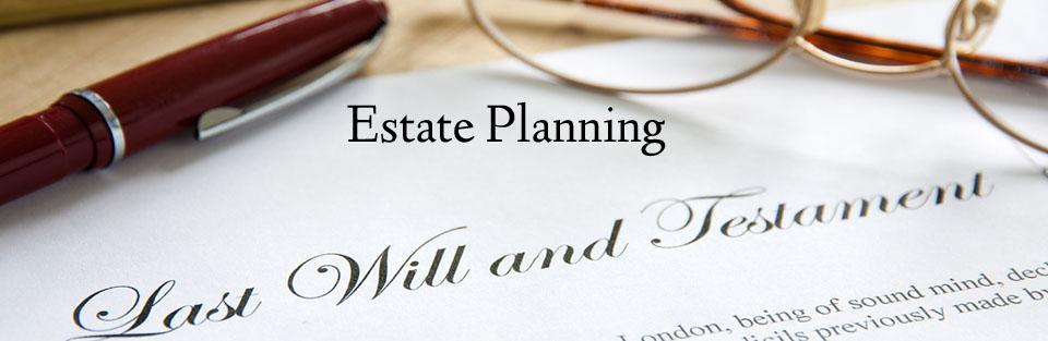 Estate Planning1